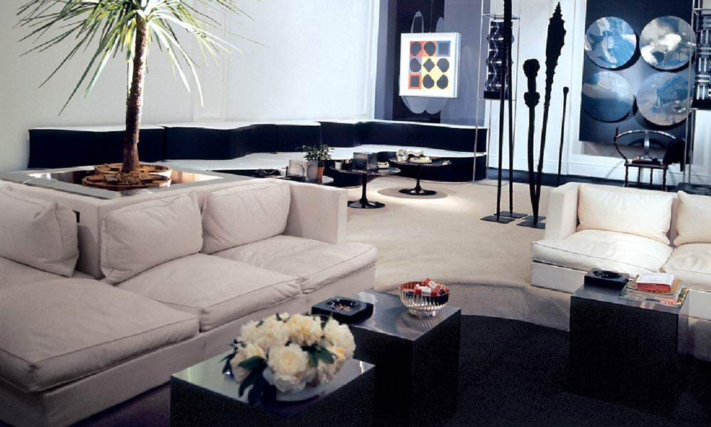 francois cartoux living room