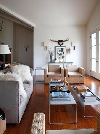 Lodge Muskoka living room