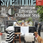 sStyle at Home May 2015 Cover