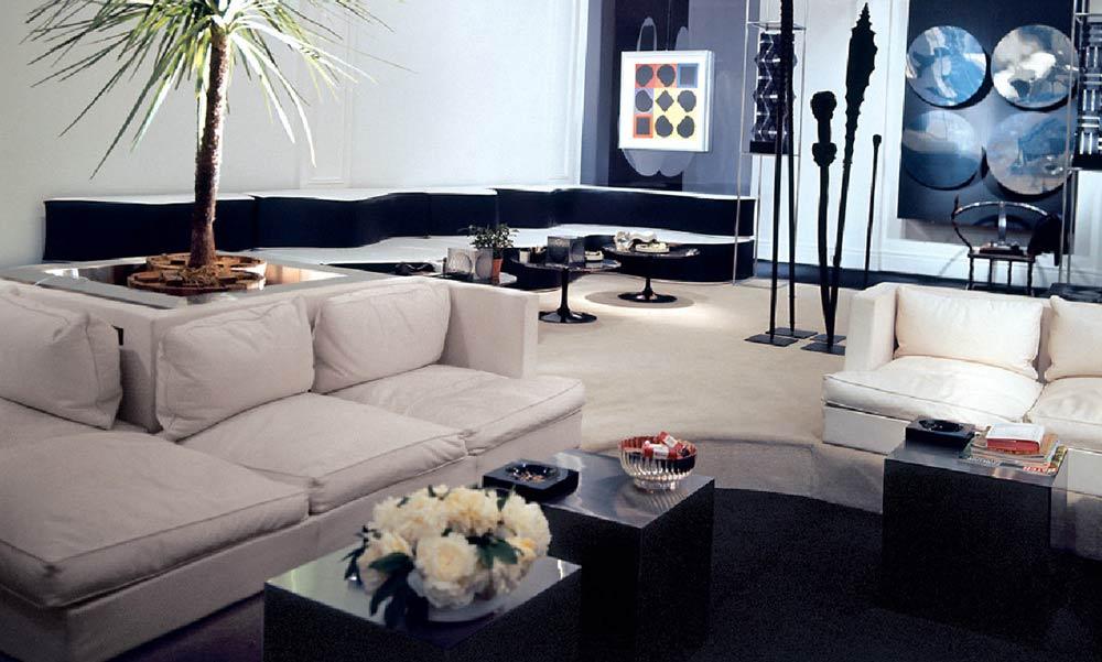 francois cartoux living room