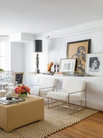 Summerhill apartment living room